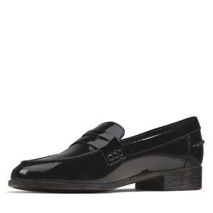 Coach Leigh Slip On Penny Loafers